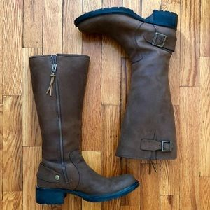 Timberland Lexiss Leather Tall Boots